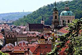 забронировать отель в Праге