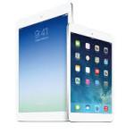 iPad Air – новый прорыв в будущее