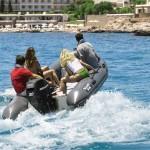 Как отремонтировать резиновую лодку в походных условиях