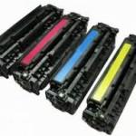 Заправка цветных лазерных принтеров