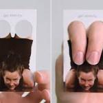 Изготовление небанальных визиток