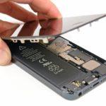 Современная и качественная замена дисплея iPhone 5.