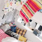 Выбор домашнего текстиля.