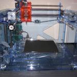 Принцип работы трехмерного принтера.