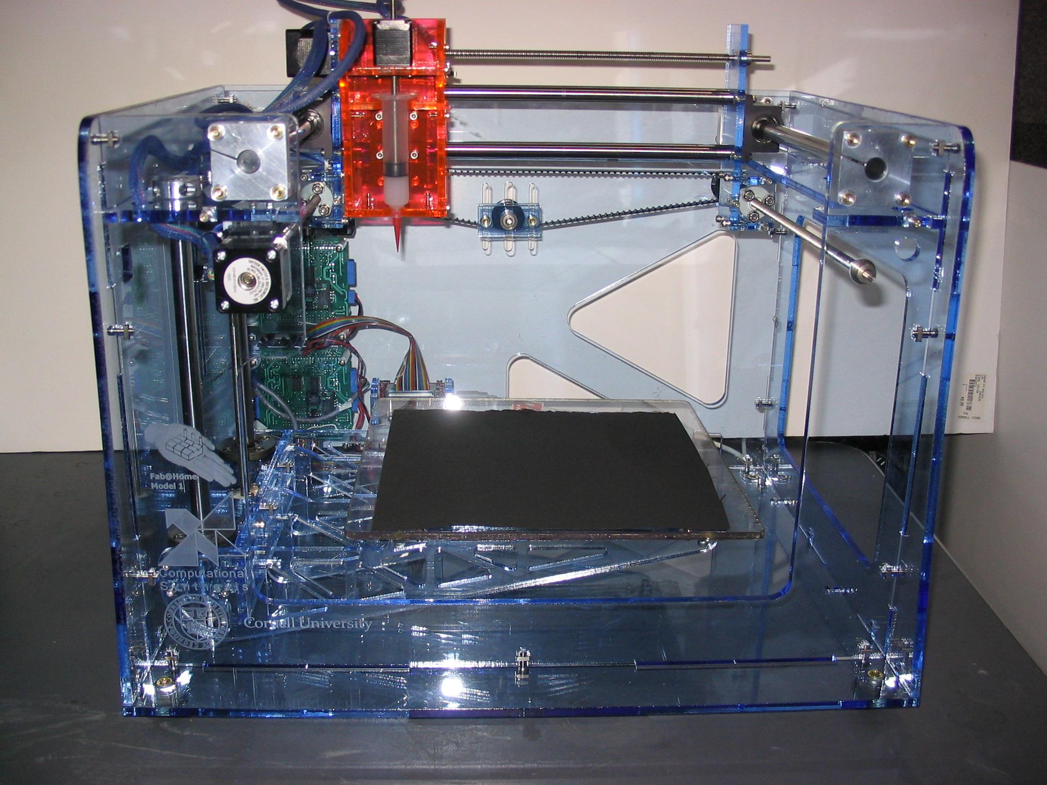 3 д принтер своими рукам