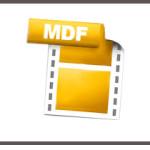 Чем открыть mdf? Обзор программ.
