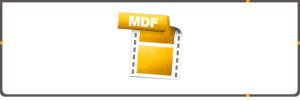 как открыть mdf