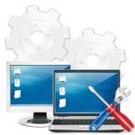 Современное комплексное обслуживание ПК и всевозможных серверов.