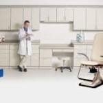 Медицинская мебель в современной лечебнице