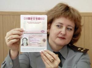 фото на паспорт РФ нового образца