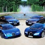 Bugatti – скорость и надёжность.