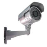 Камеры видеонаблюдения – гарант сохранности товарно-материальных ценностей.