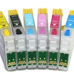 Epson – самые удобные перезаправляемые картриджи (ПЗК).