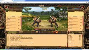Сайт про компьютерные и браузерные игры
