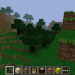 Мобильная версия Minecraft.