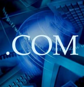 купить домен com