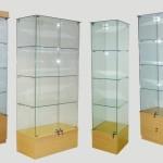 Требования к выбору витрины из стекла.