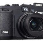 Фотоаппарат Canon PowerShot G16: надежный, продвинутый, функциональный.