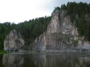 Талик в долине речки Иультианьи