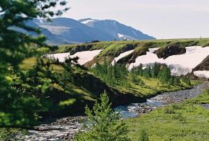 Геологические условия формирования оазисов