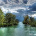 Маленькая река Ейёмю.
