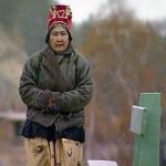 Средняя годовая температура воздуха в Якутском районе.
