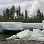Тарыны – покровные ледяные образования.