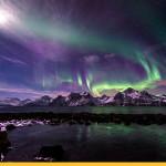 Какова природа северного сияния?