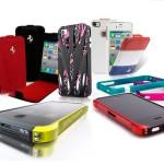 Разнообразие чехлов и сумок для iPhone 5S.