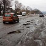 Основные проблемы дорог в России.