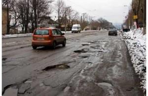проблемы дорог
