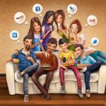 Социальная сеть, добро или зло ?