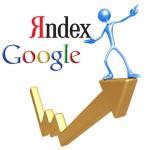 Профессиональная раскрутка сайта в Google и Yandex.