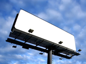 Преимущество рекламных щитов