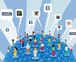 Социальные сети - или