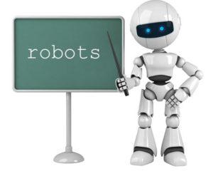 правильный robots