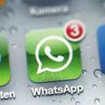 Общение WhatsApp и в социальных сетях.