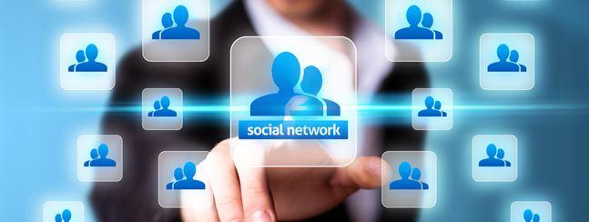 Социанальная сеть