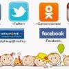 Какие же социальные сети популярны сегодня?
