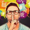 Как мы ведем себя в социальных сетях?