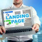 Разработка landing page опытной командой