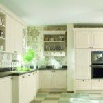 Идеи для кухни: ванильные цвета
