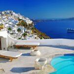 Приятный отдых на острове Санторини в Греции