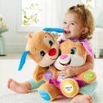 Выбираем мягкую игрушку для малыша