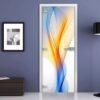Стеклянные дверные полотна