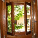 Двойные окна из дерева: красота, тепло и комфорт